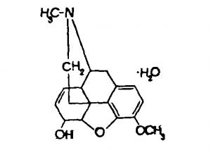 Кодеин и кодеин фосфорнокислый