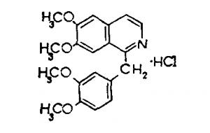 Папаверина гидрохлорид из опия