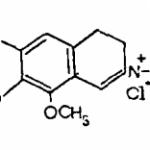 Котарнин хлорид (стиптицин)