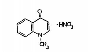 Эхинопсин азотнокислый