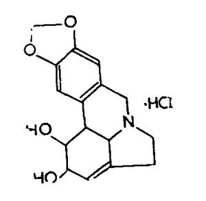 Ликорина гидрохлорид