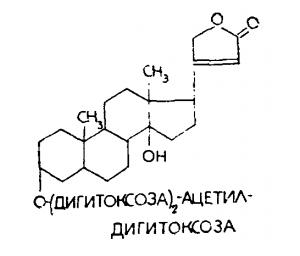 Ацетилдигитоксин