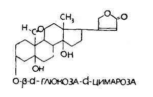 K-строфантин-b