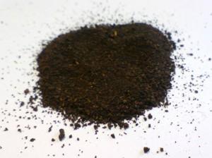 чайная пыль